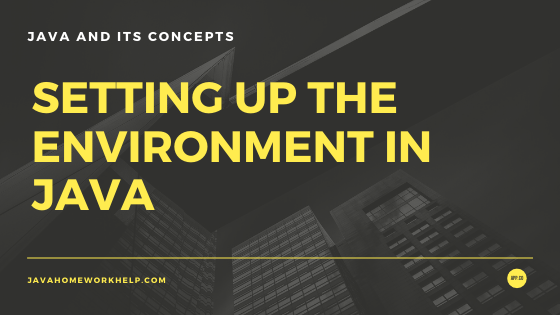 Java-environment